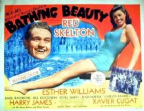 Bathing Beauty 1944 DVD - Red Skelton / Esther Williams